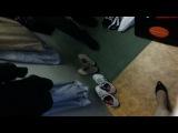 Съемки сериала Синдбад-4 Сашка - иностранная стюардесса)